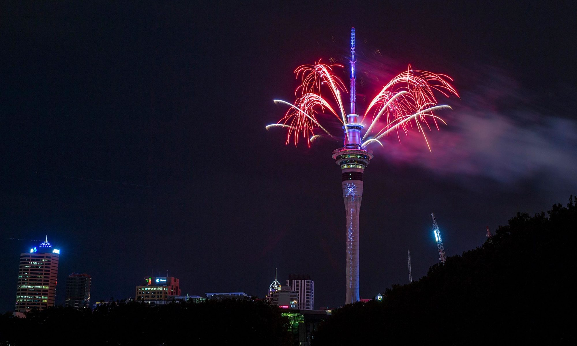 New Years Eve limo service to the Tower of the Americas